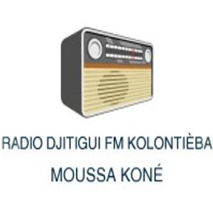 Radio RADIO DJITIGUI FM KOLONTIÈBA