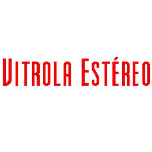 Radio Vitrola Estereo