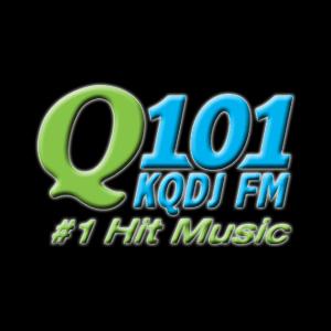 Radio KQDJ-FM - Q101 101.1 FM