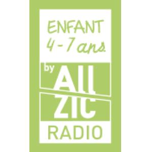 Radio Allzic Enfants 4/7 ans
