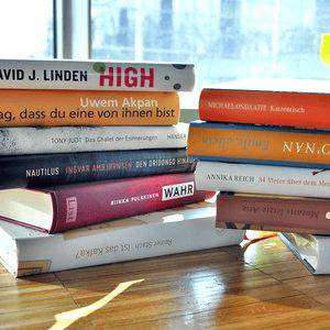 Podcast NDR Kultur - Neue Bücher