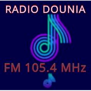 Radio RADIO DOUNIA FM 105.4MHz