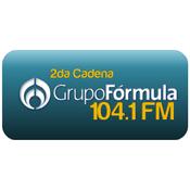 Radio Grupo Fórmula 104.1 FM - Radio Fórmula Segunda Cadena
