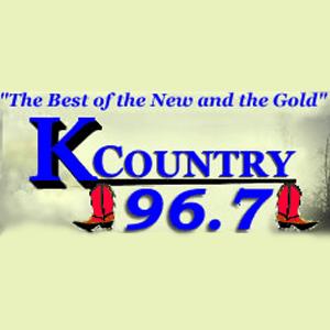 Radio WKMM - K-Country 96.7 FM
