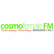 Radio Cosmo Female 96.1 FM Manado