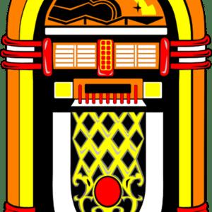 Radio musicbox