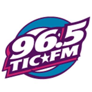 Radio WTIC-FM - 96.5 TIC FM