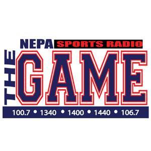 Radio WICK 1400 AM - The Game Sports Radio