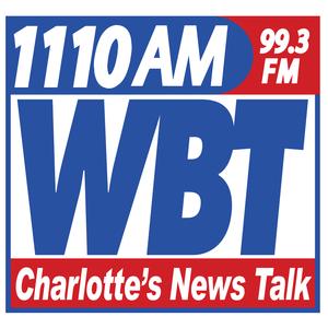 Radio WBT - EBT News-Talk 1110 AM