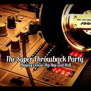 Radio Super Throwback Party Radio