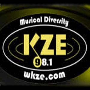 Radio WKZE-FM - KZE 98.1 FM